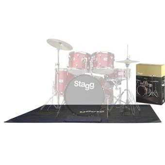 Stagg SCADRU1815 Drum Mat LITE drum rug