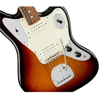 Fender American Professional Jaguar RW 3-Color Sunburst alternative design guitar