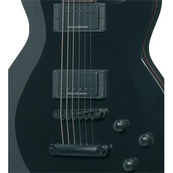 Lâg Imperator 200 Black Shadow electric guitar