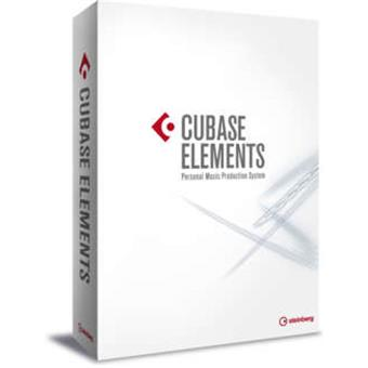 Steinberg Cubase Elements 9 DAW sequencing software/virtual studio