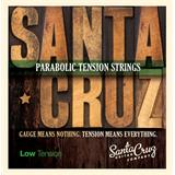Santa Cruz Parabolic Tension Strings Low Tension