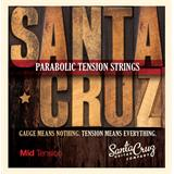 Santa Cruz Parabolic Tension Strings Mid Tension