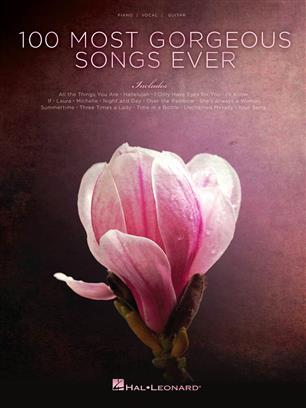 Hal Leonard 100 Most Gorgeous Songs ever
