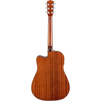 Fender CD-60SCE All Mahogany westerngitaar