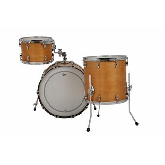 Gretsch Drums Broadkaster BK-RC423 Satin Maple rock shell kit