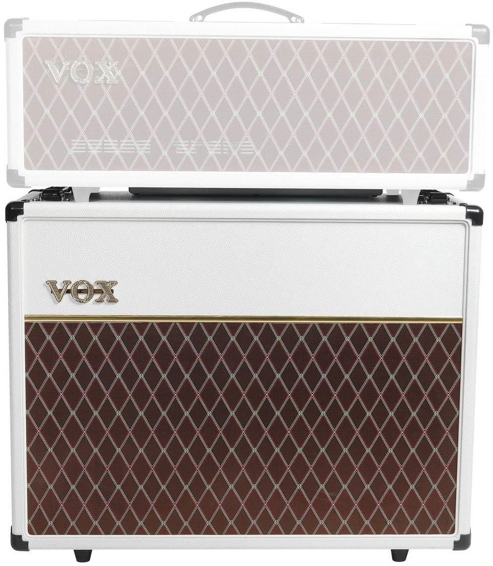 Vox V212C-WB Extension Cabinet Limited Edition White Bronco | Keymusic