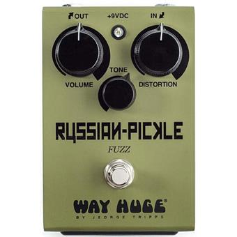 Way Huge WHE408 Russian Pickle Fuzz fuzz pedal