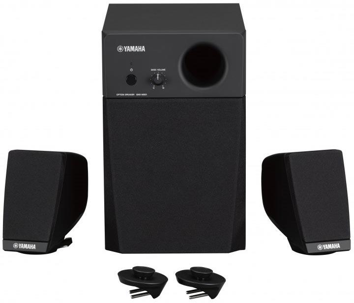 yamaha gns ms01 speaker set for genos 76 keymusic. Black Bedroom Furniture Sets. Home Design Ideas