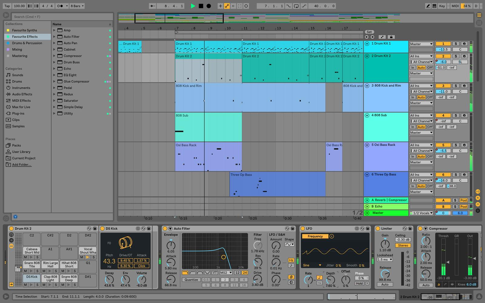 ableton max for live install