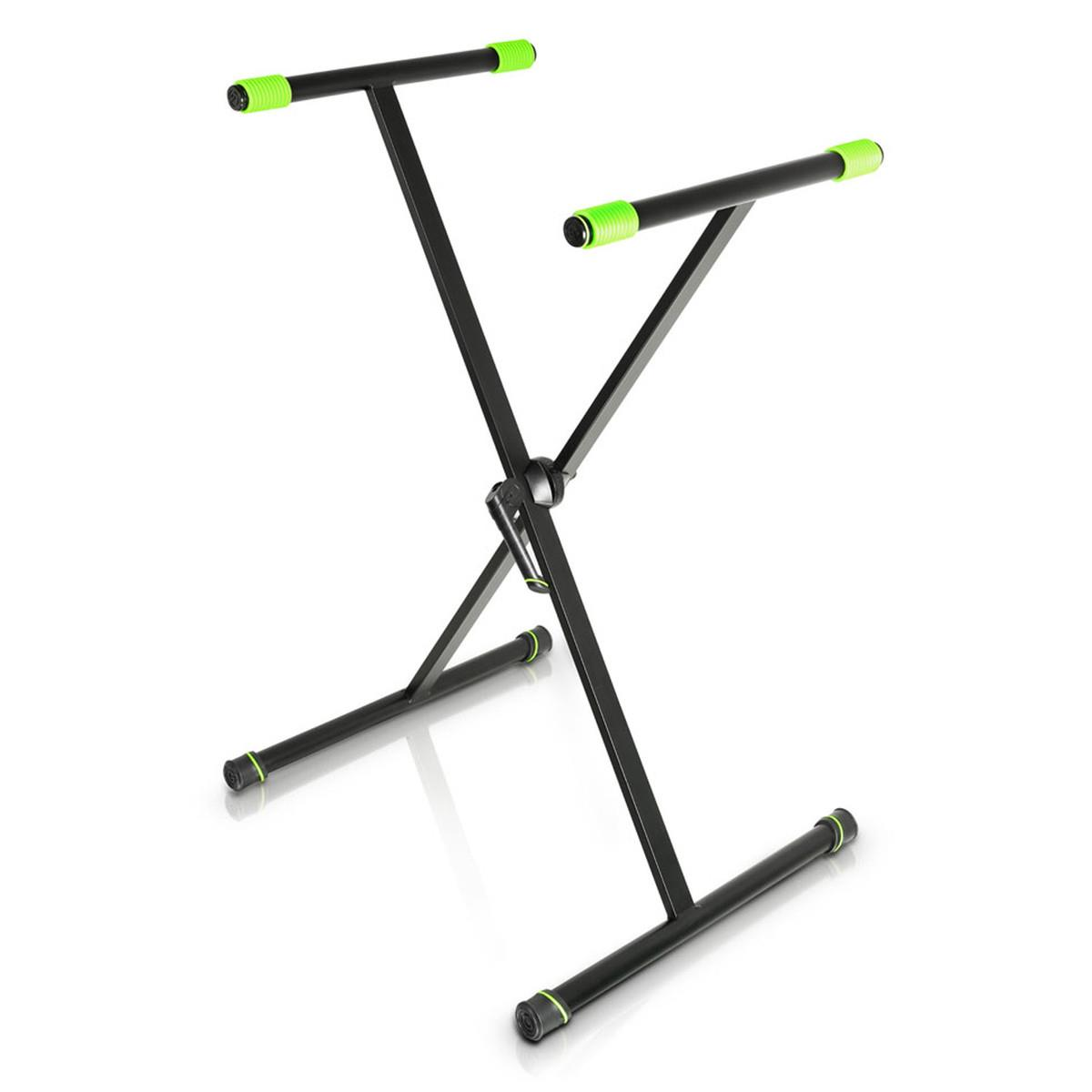 Gravity GKSX1 Single Braced Keyboardstand | Keymusic