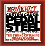 Ernie Ball 2501 Pedal Steel Nickel Wound 10-String C6 Tuning