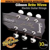 Gibson G700L Brite Wires Light Electric Guitar Strings
