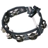 Latin Percussion LP160 Cyclops Mountable Tambourine Steel Black