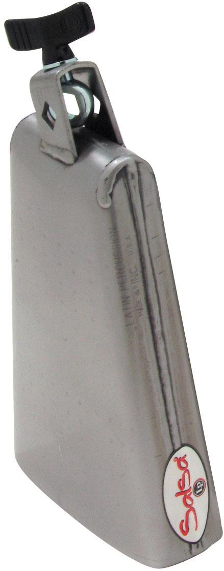 """ES-4 NEW LP Latin Percussion 7.75/"""" High Pitch Hand Held Salsa Bongo Cowbell"""