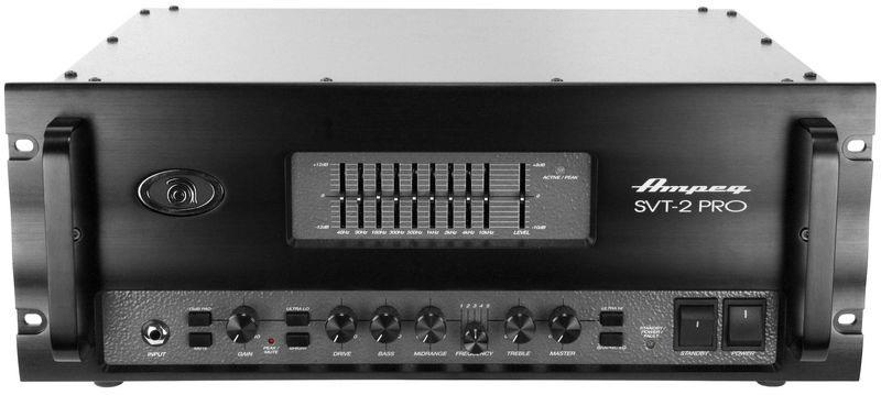 What Is Gear Ratio >> Ampeg SVT2 Pro   Keymusic