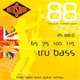 Rotosound RS88LD Tru Bass 88 Black Nylon Flatwound