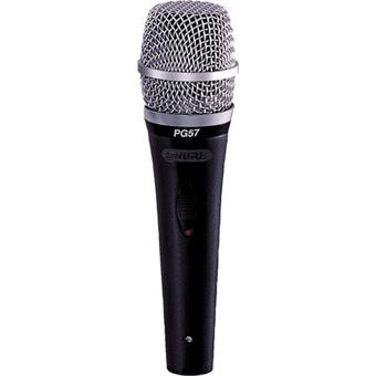 Shure PG57 XLR Performance Gear allround dynamische microfoon