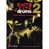 Hal Leonard Real Time Drums Basic Method For Drumset Level Two