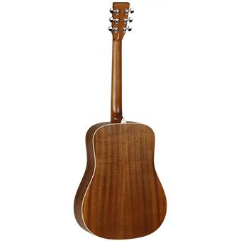 Tanglewood TW15 NS Natural Satin dreadnought guitar