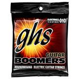 GHS GBLXL Extra Light Boomers Electric Guitar Strings