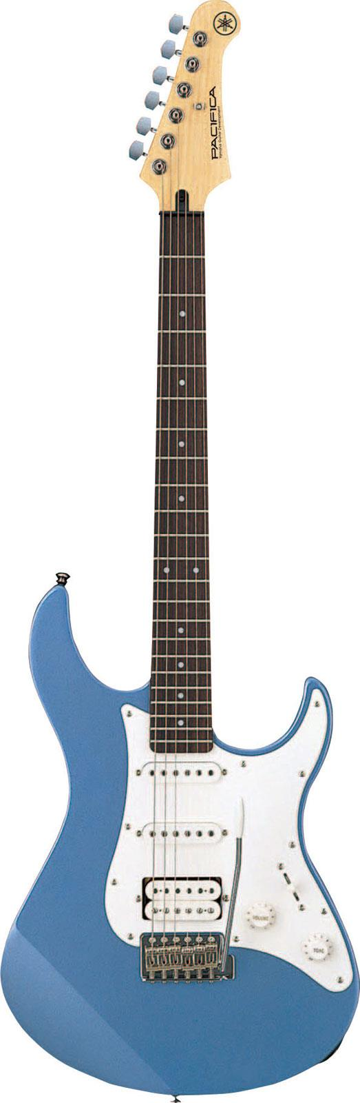 Yamaha pacifica112j lake placid blue keymusic for Yamaha pacifica 112 replacement parts