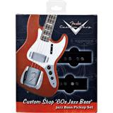 Fender Custom Shop 60s Jazz Bass Pickup Set