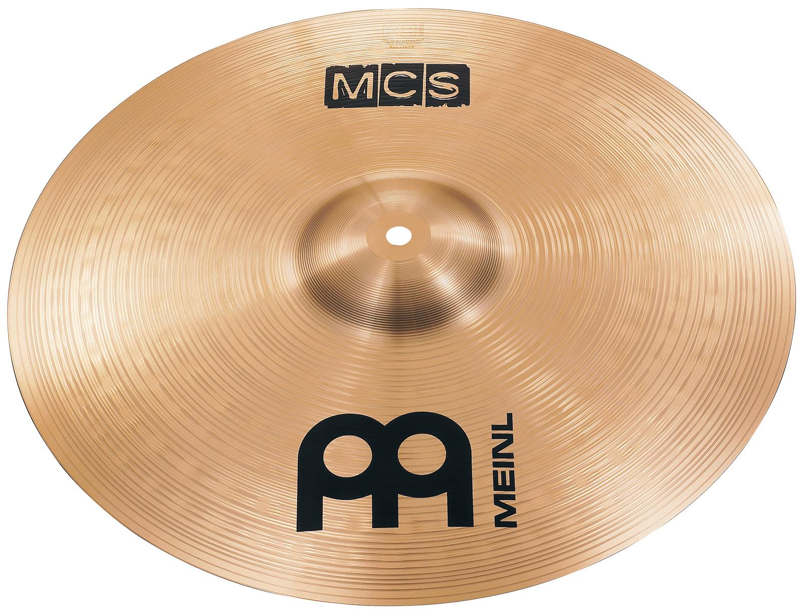 meinl mcs cymbal set keymusic. Black Bedroom Furniture Sets. Home Design Ideas