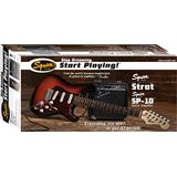 Squier SP10 Strat Pack Black
