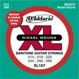D'Addario XL157 Baritone Guitar Strings