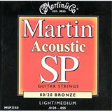 Martin Strings MSP3150 Light Medium
