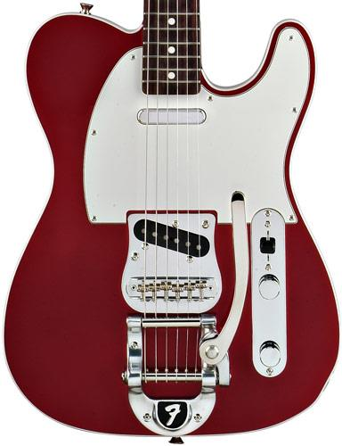 fender 60s bigsby telecaster candy apple red keymusic. Black Bedroom Furniture Sets. Home Design Ideas