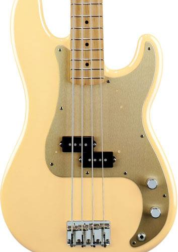 fender classic 50s precision bass honey blonde maple keymusic. Black Bedroom Furniture Sets. Home Design Ideas