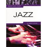 Hal Leonard Really Easy Piano Jazz