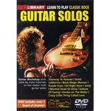 Hal Leonard Learn To Play Classic Rock Solos