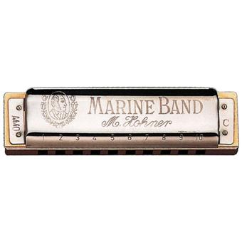 Hohner Marine Band Deluxe 2005/20 G (m200508x)