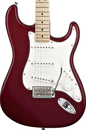 fender highway one stratocaster midnight wine maple keymusic. Black Bedroom Furniture Sets. Home Design Ideas