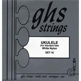 GHS 10 Set Standard Ukulele Strings