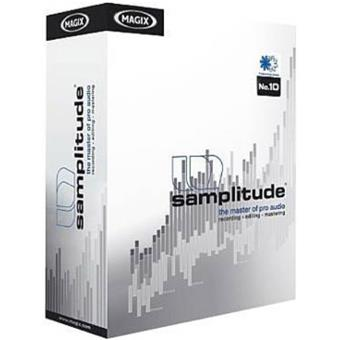 Magix Samplitude 10 upgrade from all previous (Samplitude) versions * update/upgrade