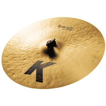 Zildjian 17 K Dark Crash Thin crash cymbal
