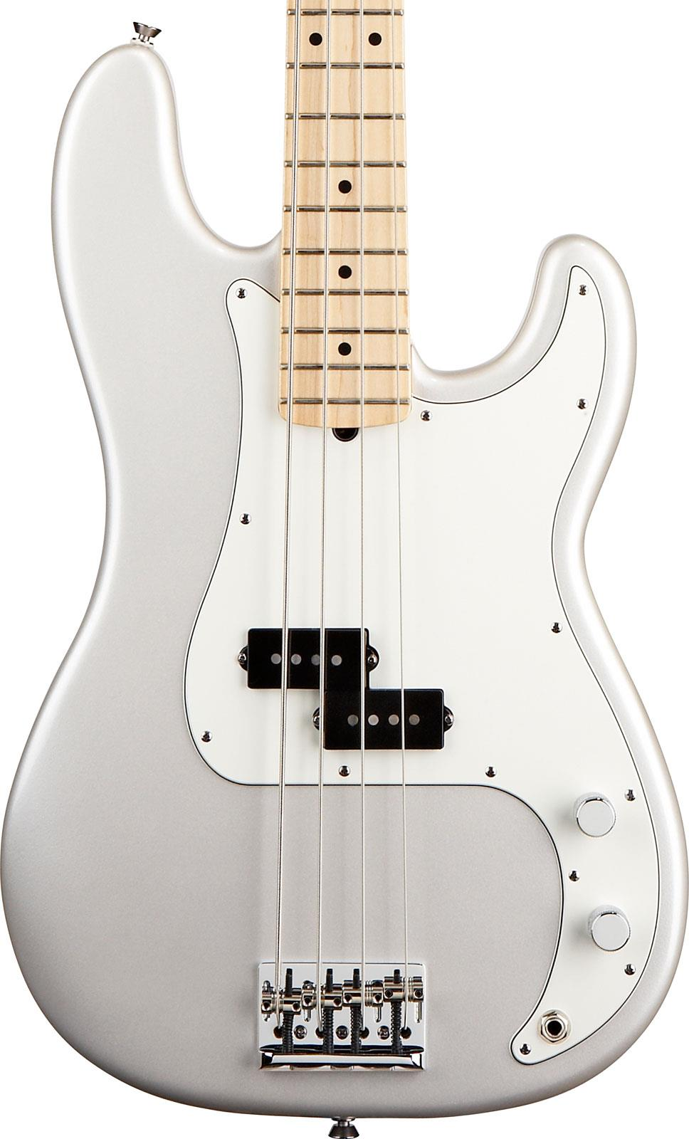 fender american standard precision bass blizzard pearl maple keymusic. Black Bedroom Furniture Sets. Home Design Ideas