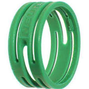 Neutrik XXR5 Code ring Green XLR plug