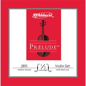 D'Addario J810 1-2M Prelude Medium Violin-/Cello-/Kontrabass Saiten