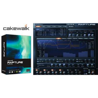 CakeWalk Rapture Virtuelles Instrument/Sampler