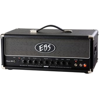EBS Classic 450 solidstate bass head