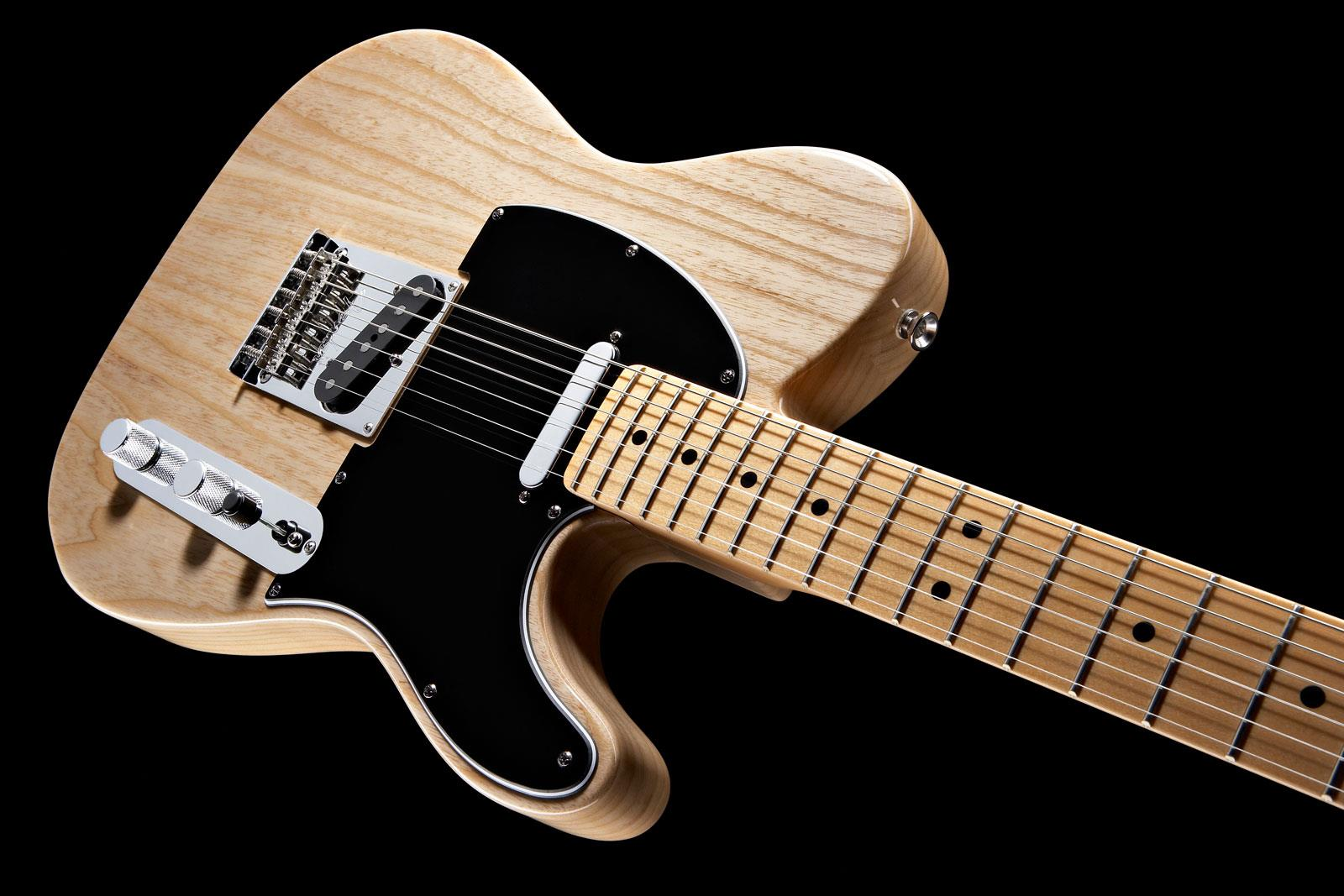 fender american standard telecaster natural maple keymusic. Black Bedroom Furniture Sets. Home Design Ideas