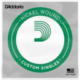 D'Addario NW060 - Nickel Wound Single Electric Guitar String