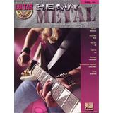 Hal Leonard Guitar Play Along Volume 54 Heavy Metal