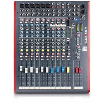 Allen & Heath ZED-12FX Analog Mixer
