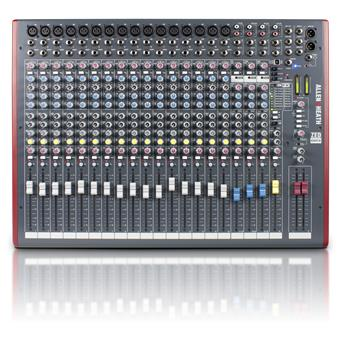 Allen & Heath ZED-22FX analog mixer