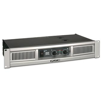 QSC GX3 medium power amplifier